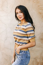 Lilly Striped Top
