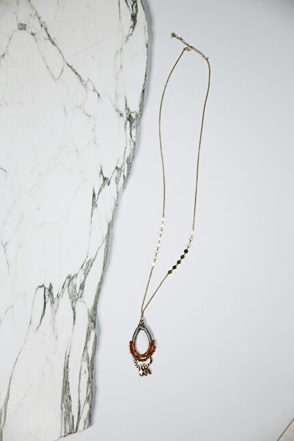 Stone Essential Necklace
