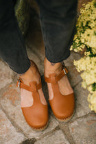 MIA Madeline Clogs in Rust