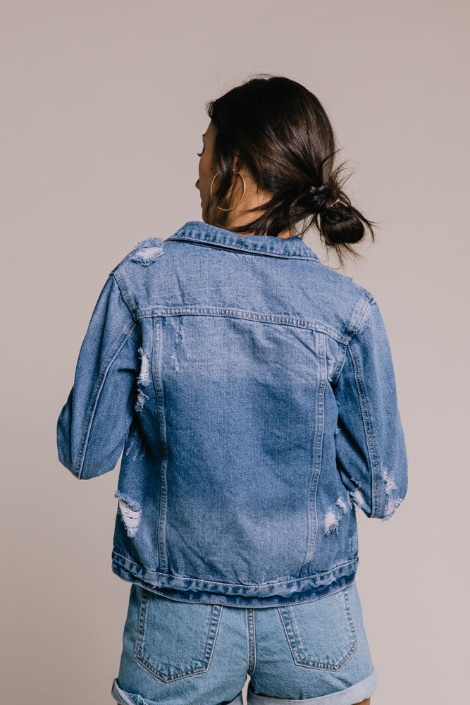 For Keeps Denim Jacket