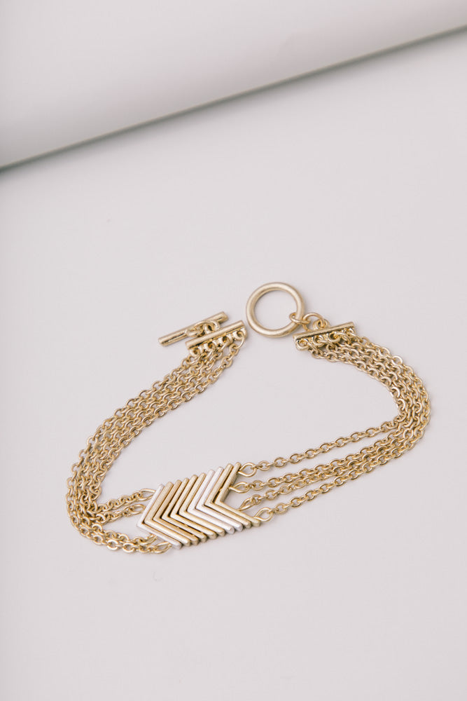 Arrow Up Bracelet