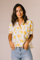 Billabong Hana Koa Button Up