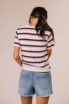 Billabong New Soul Babe Tee in White