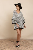 Tiger Lily Bell Sleeve Dress