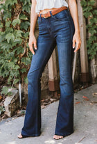 Kancan High Rise Flare Denim