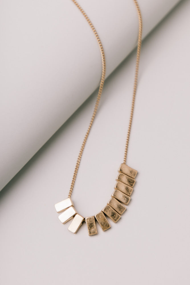 Adda Gold Necklace