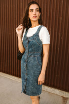 Claire Denim Dress