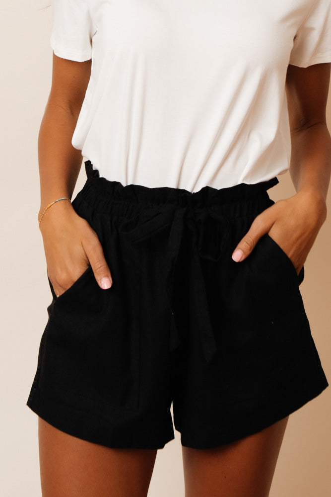 Bette Paperbag Shorts