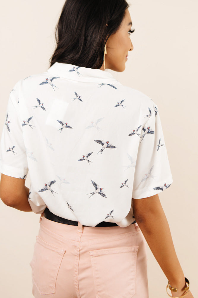 Sparrow Button Down - FINAL SALE