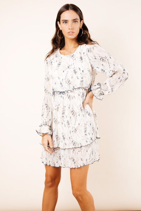 Madeline Floral Dress - Final Sale