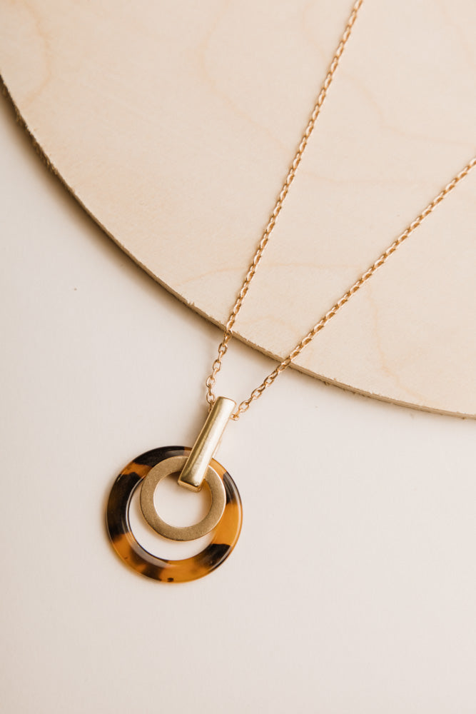 Marlee Gold Necklace