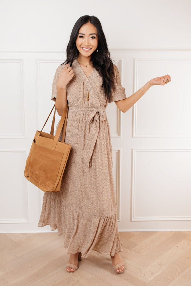 Annalee Maxi Dress - FINAL SALE
