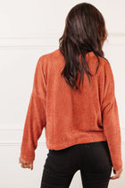 Savannah Chenille Sweater