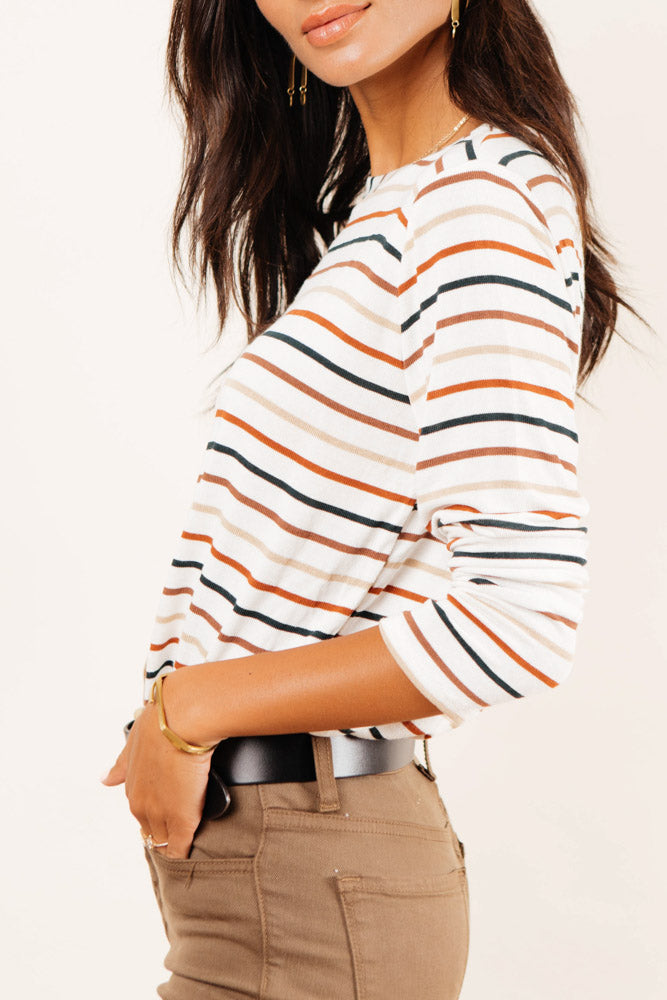Alice Striped Knit