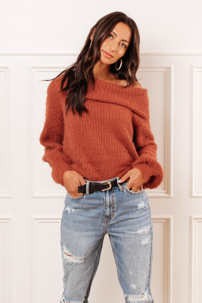 Rylie Knit Sweater