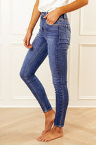 Bohme Regular Medium Wash Skinny Denim