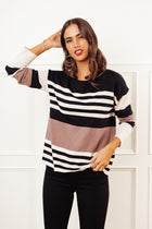 Juliet Striped Top