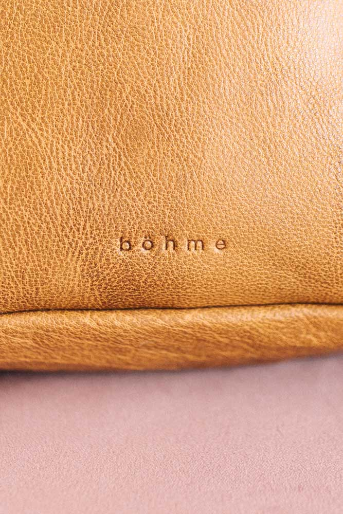 Bohme Genuine Leather Backpack