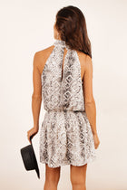 Kona Halter Neck Dress