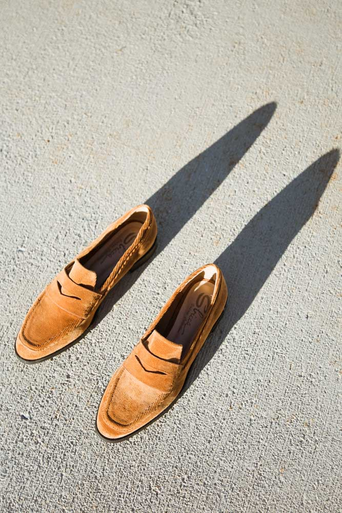 Cord Loafers Bohme