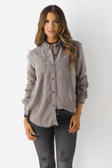 Button Down Tencel