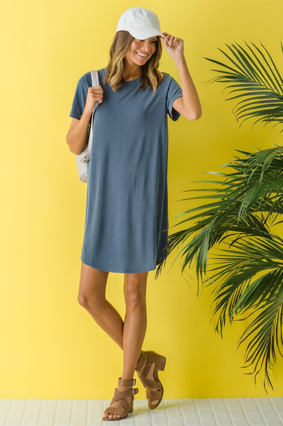 Weekend Must-Have T-Shirt Dress