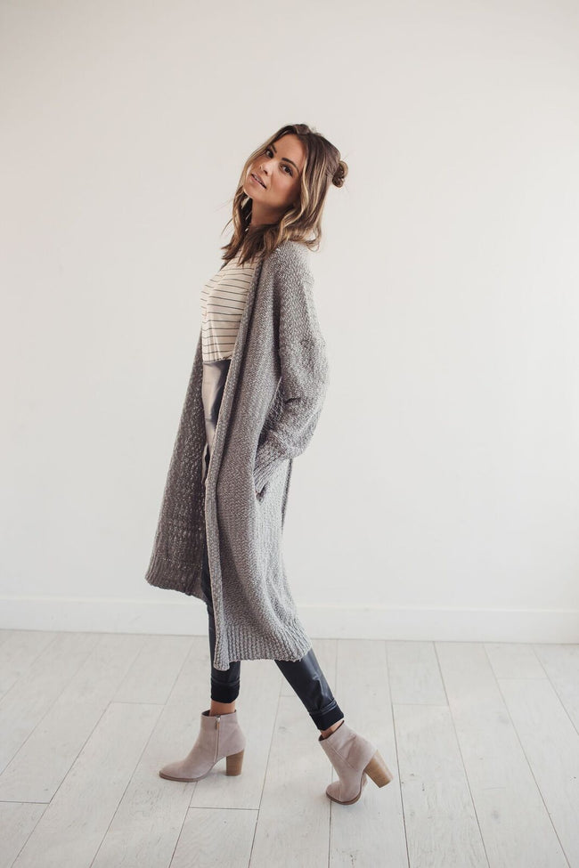 Do-Grey-Mi Duster Cardigan