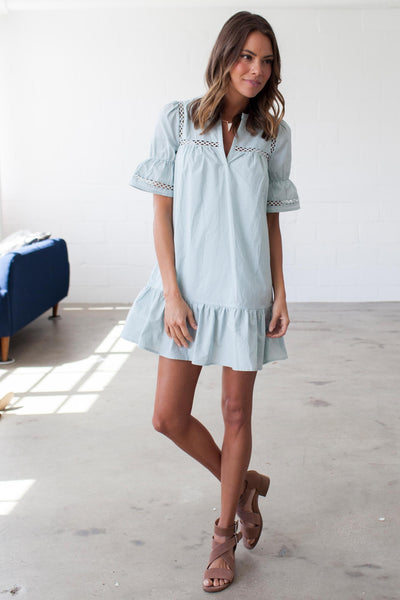 Oui Oui Babydoll Dress