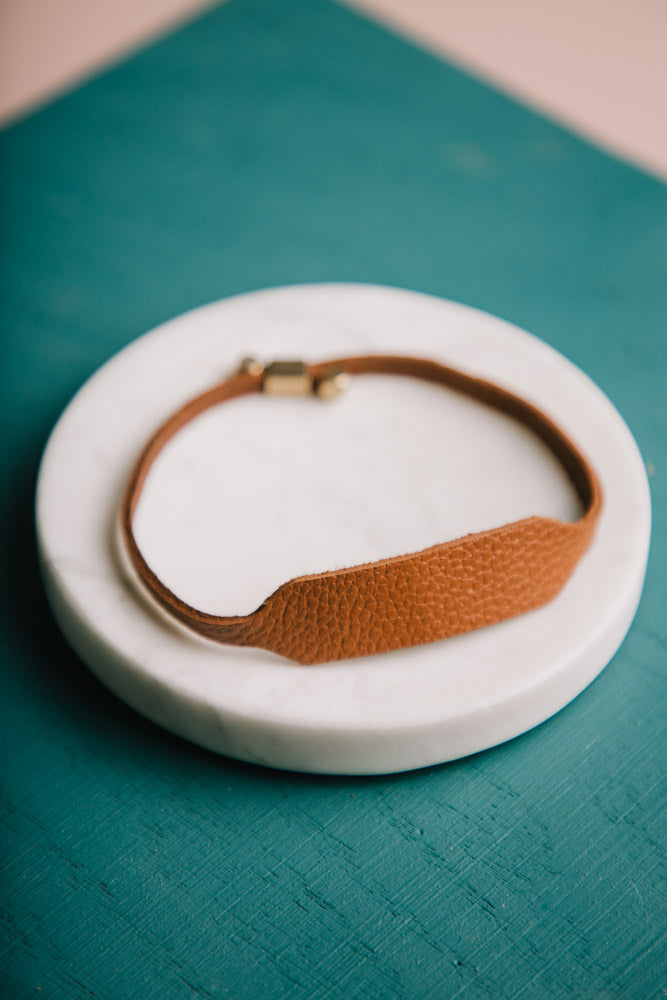cute leather bracelet bohme