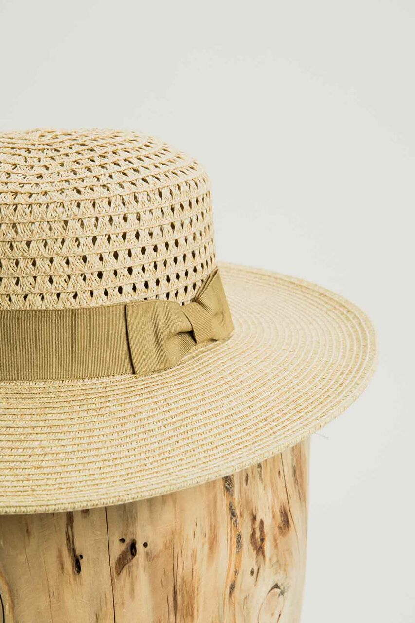 The Last Straw Natural Sun Hat