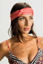 A Little Knotty Watermelon Headband - Bohme