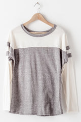 Rugby Knit Tee