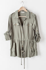 Snap Button Jacket