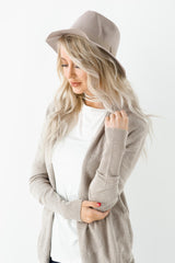 Floppy Brim Hat