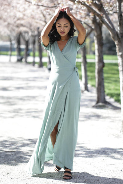 Yes To Everything Maxi Dress