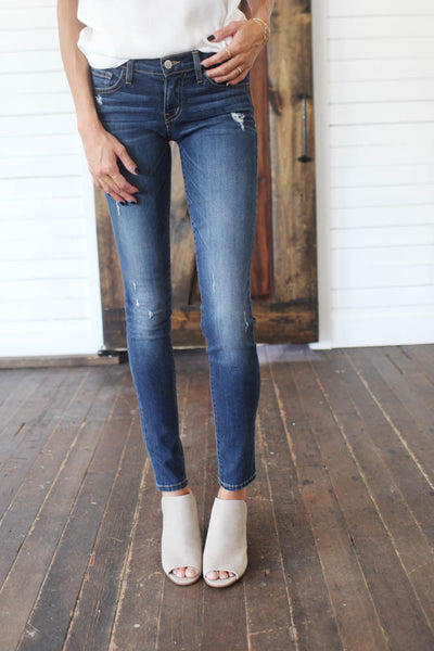 Blue Magic Skinny Jeans