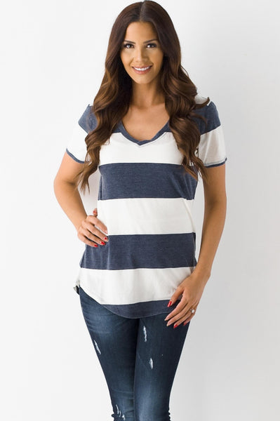 The Earned Stripes Tee