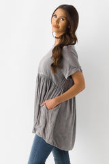 Clouds Of Volcanic Ash Tunic
