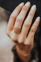 Gold Ring Bohme