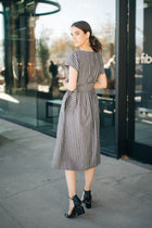 midi dress bohme