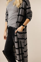 Striped Lane Cardigan