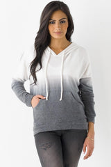 Pullover Ombre Hoodie