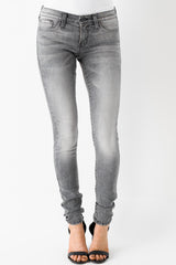 Peaking Over Marble Skies Skinny Jeans