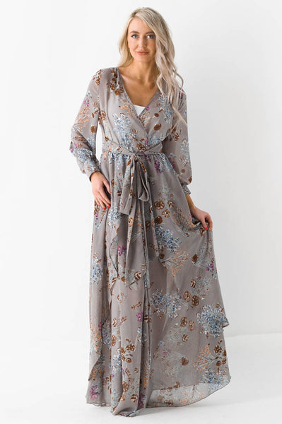 Garden In The Fog Maxi