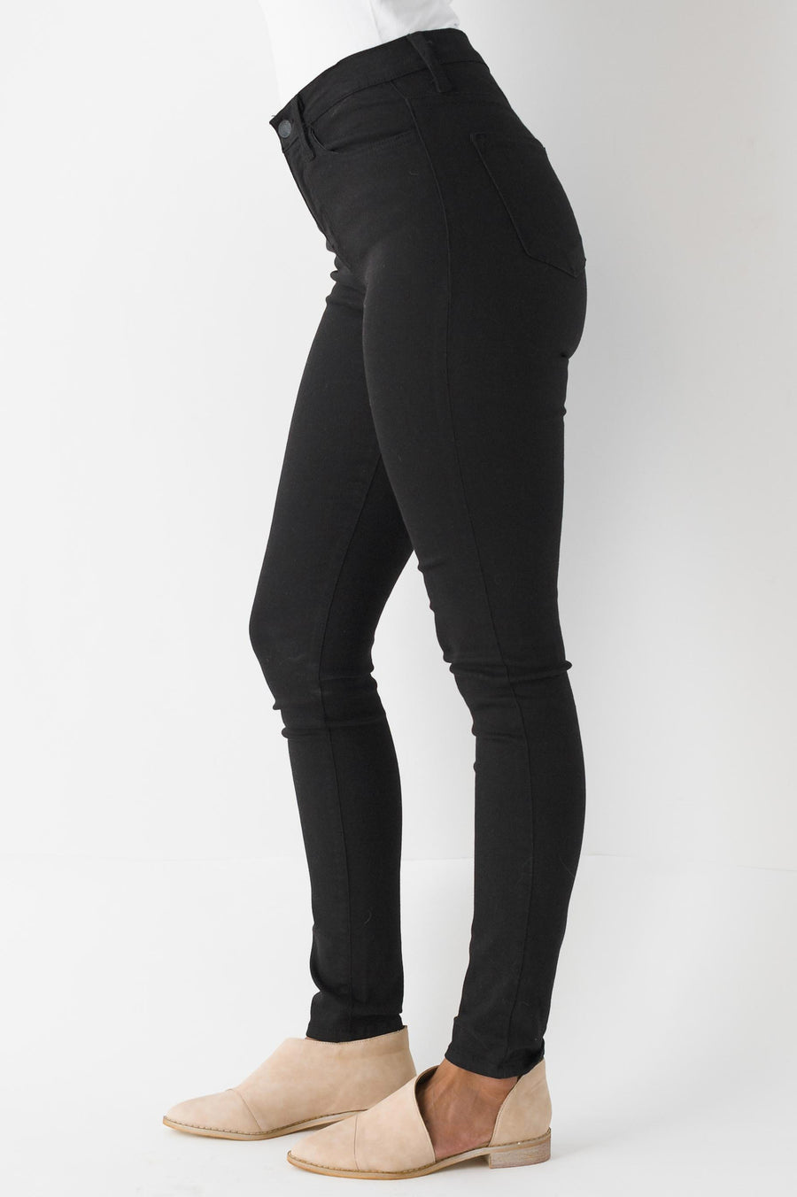 Flying Monkey Tall, Dark, And Gorgeous High Rise Skinny Jean - Bohme
