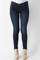 Flying Monkey Inked Skinny Jean