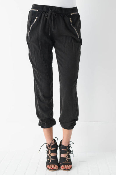Back In Black Joggers