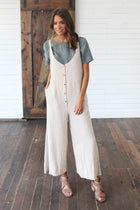 Natural Mysteries Jumpsuit FINAL SALE