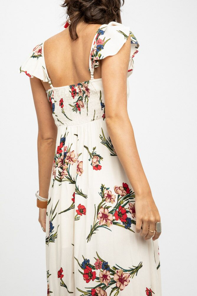 Final Sale - Santiago Floral Maxi