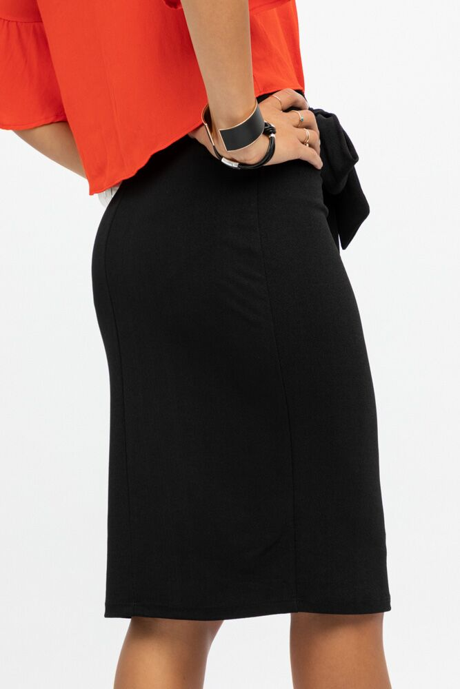 Amour Fou Skirt in Black